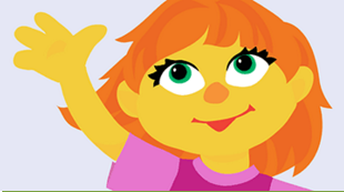 Julia, the AutisticMuppet